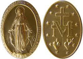 Miraculous Medal Novena @ St Peter's Church | County Dublin | Ireland